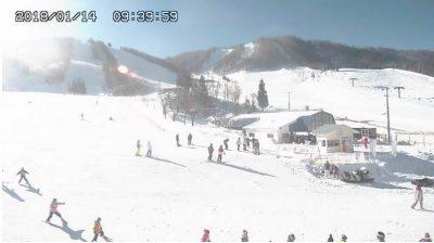 ほおのき,スキー場