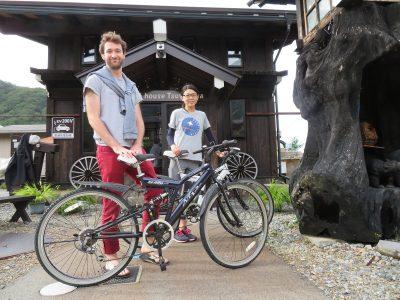 Alexandre Imowicz 自転車 上高地