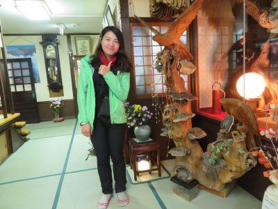Chingwen Huang 高山まつり TW