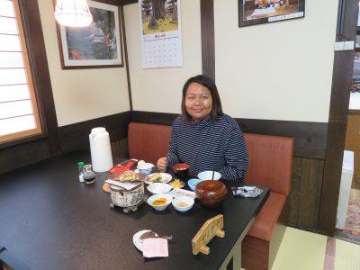 Chiwarat Bunloet Kamikochi TH