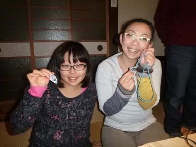 愛知県,ステンドグラス,ペンダント,手作り,体験