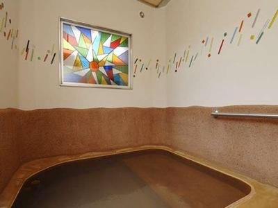 ステンドグラス,貸切」,風呂