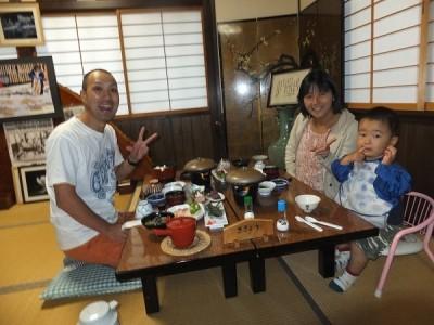 家族旅行,愛知県