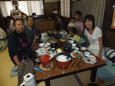 満腹,家族,平湯