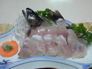 岩魚,刺身