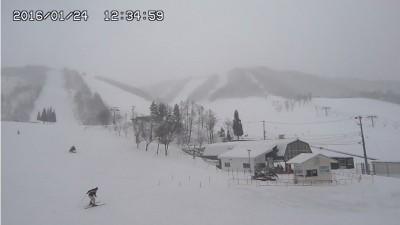 ほおのき平,スキー場