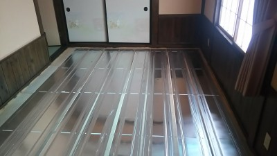 床暖房,温泉熱