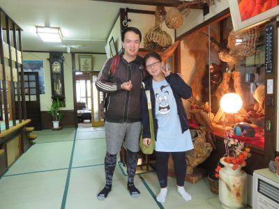 CHOU WEI-TING,TSAI MING-CHIH 上高地 TW