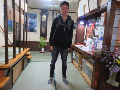YU CHEN 上高地