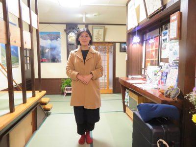 Angie Kang sinnhotaka 新穂高ロープウェイ US