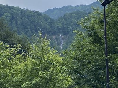 雲間の滝,幻の滝