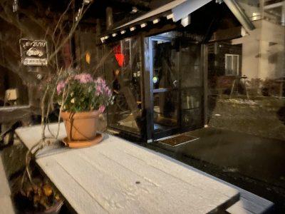 初雪,奥飛騨,高山、平湯