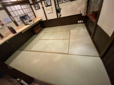抗菌畳,ミグサ,床暖房,トータルタタミサービス