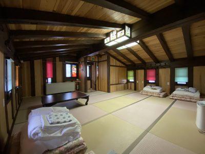 ゲストハウス,寝室