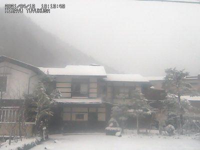 なごり雪,奥飛騨,平湯