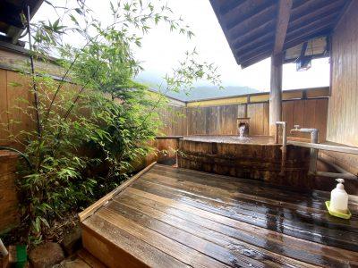 露天風呂,貸切,雨